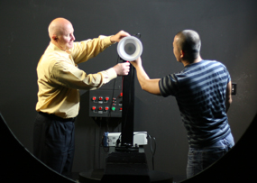 Light Laboraotory testing equipment